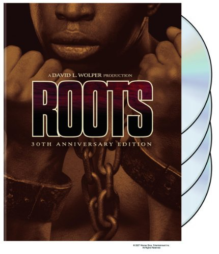 Roots Burton Vereen Tyson Clr 30th Aniiv. Ed. Nr 7 DVD