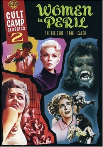 Cult Camp Classics Vol. 2 Women In Peril Nr 3 DVD