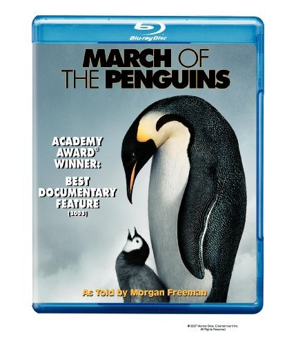 March Of The Penguins March Of The Penguins Blu Ray Ws Nr