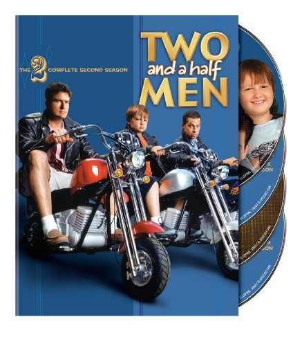 Two & A Half Men Season 2 Ws Nr 4 DVD