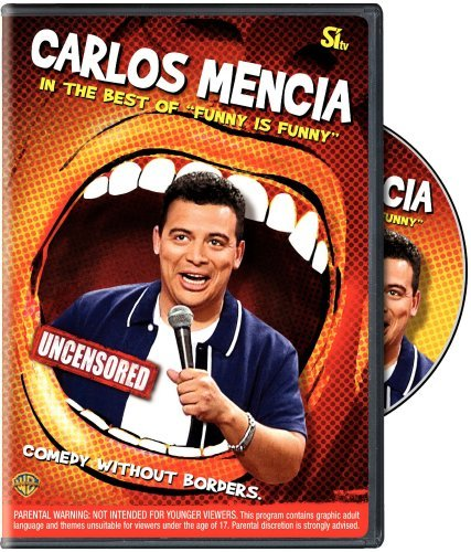 Carlos Mencia Best Of Funny Is Funny Nr