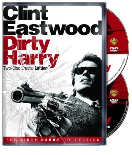 Dirty Harry Eastwood Clint Special Ed. O Sleeve Nr 2 DVD