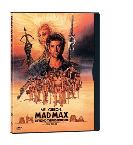 Mad Max Beyond Thunderdome Gibson Mel DVD Pg13