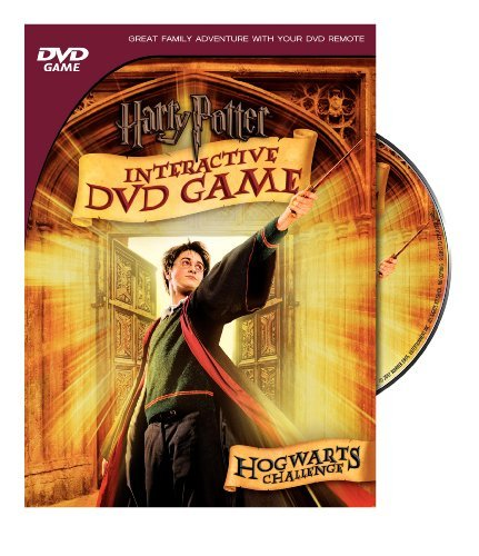 Harry Potter Interactive DVD G Harry Potter Interactive DVD G Nr