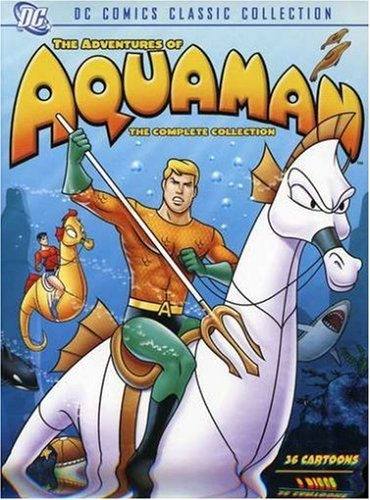 Adventures Of Aquaman Collecti Adventures Of Aquaman Nr 2 DVD