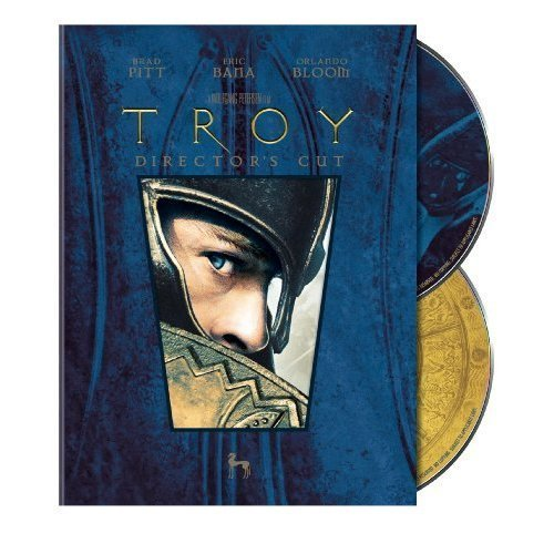 Troy Troy Directors Cut Nr 2 DVD Ultimate Coll. Ed.