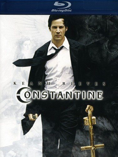 Constantine Reeves Stormare Hounsou Blu Ray Ws R