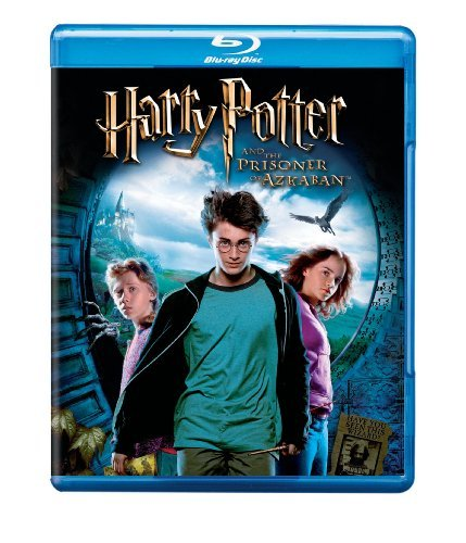 Harry Potter & The Prisoner Of Azkaban Radcliffe Watson Grint Blu Ray Pg13 Ws