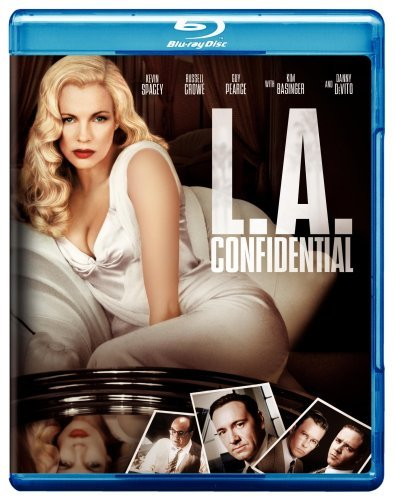 L.A. Confidential Baker Guifoyle Spacey Blu Ray Ws Nr