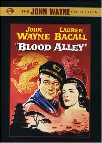 Blood Alley Wayne Bacall Ws Nr
