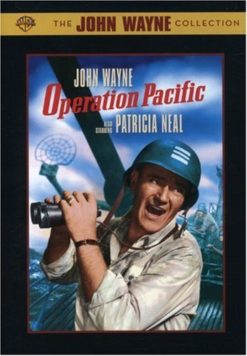 Operation Pacific Wayne Neal Bond Forbes Carey P Bw Nr