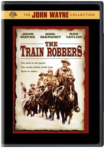 The Train Robbers Wayne John Ws Nr
