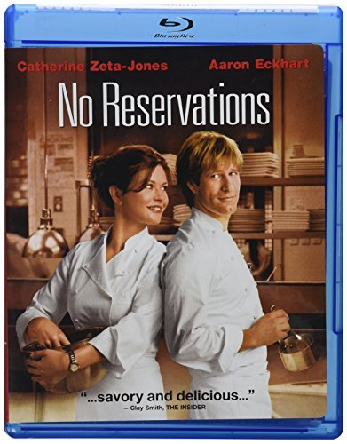 No Reservations Zeta Jones Eckhart Breslin Blu Ray Ws Pg