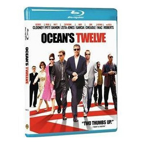 Ocean's Twelve Ocean's Twelve Blu Ray Ws Pg13