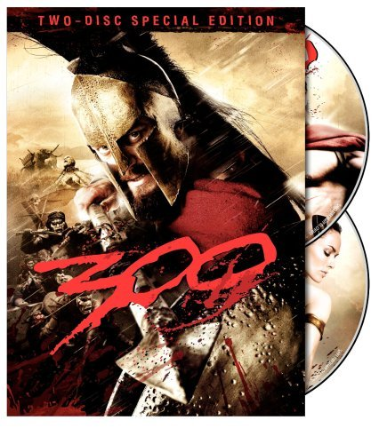 300 Wenham West Butler Headey DVD R Special Edition