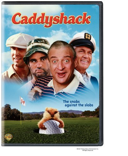 Caddyshack Chase Dangerfield Knight O'kee Ws 20th Anniv. Ed. R