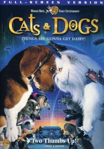 Cats & Dogs Goldblum Perkins Margolyes Pol Pg