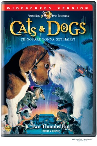 Cats & Dogs Goldblum Perkins Margolyes Pol Ws Pg
