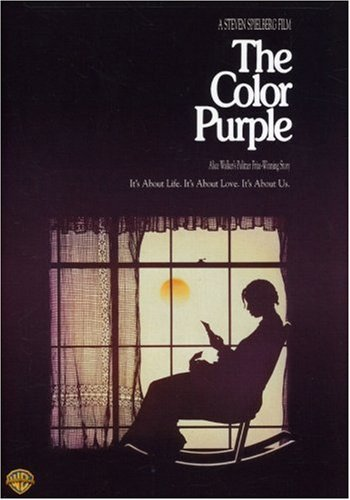 Color Purple Goldberg Glover Winfrey Avery DVD Pg13