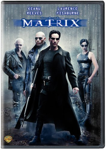Matrix Reeves Moss Fishburne Pantolia DVD R Ws
