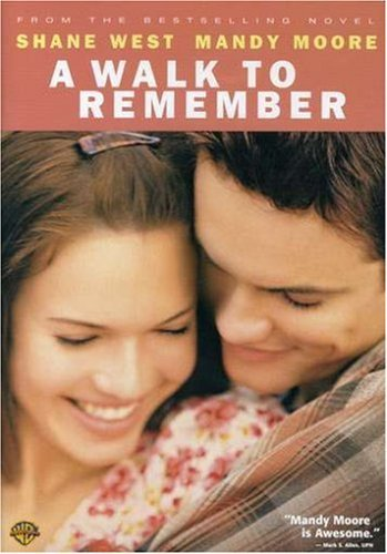 Walk To Remember Moore West DVD Pg Ws Fs