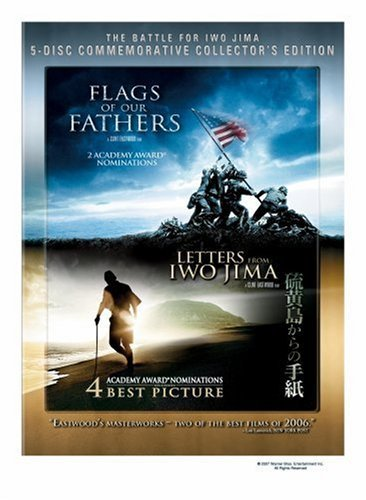 Letters From Iwo Jima Flags Of Letters From Iwo Jima Flags Of Commemorative Ed. Nr 5 DVD