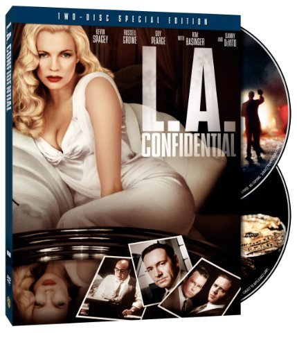 L.A. Confidential Baker Guifoyle Spacey Nr