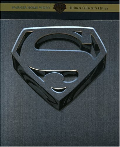Superman Ultimate Collectors E Superman Ultimate Collectors E Nr 13 DVD
