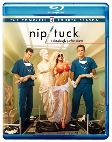 Nip Tuck Season 4 Ws Blu Ray Nr 5 DVD