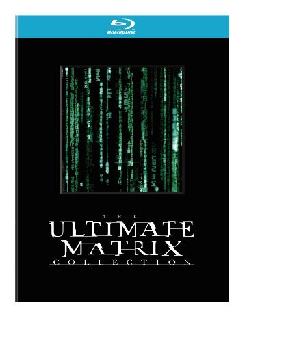 Matrix Ultimate Collection Matrix Ultimate Collection Ws Blu Ray R 6 DVD