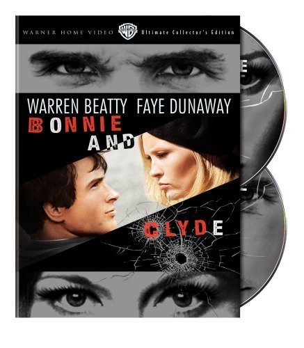 Bonnie & Clyde Beatty Dunaway Ws Ultimate Coll. Ed. Nr 2 DVD