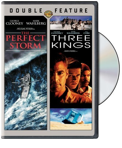 Perfect Storm Three Kings Clooney George R 2 DVD