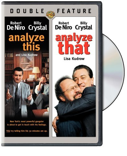 Analyze This Analyze That De Niro Crystal R 2 DVD