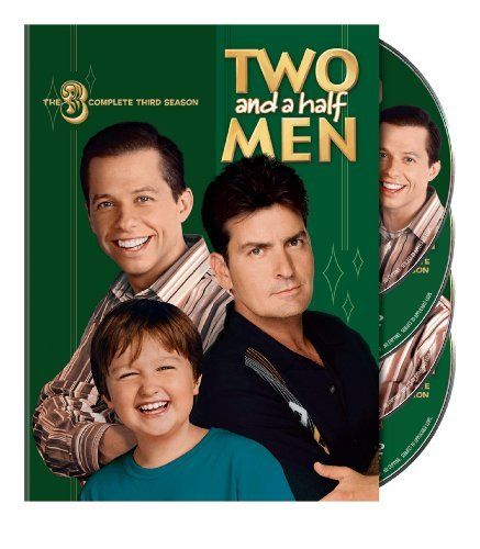 Two & A Half Men Season 3 Digipak Nr