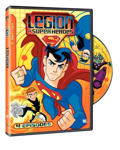 Legion Of Superheroes Vol. 2 Legion Of Superheroes Nr