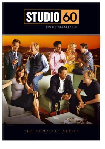 Studio 60 On The Sunset Strip Studio 60 On The Sunset Strip Complete Series Nr 6 DVD