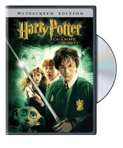 Harry Potter & The Chamber Of Secrets Radcliffe Watson Grint DVD Pg Ws