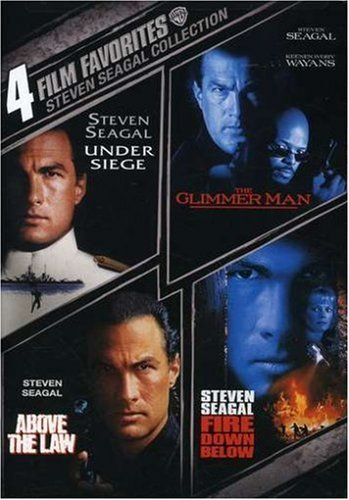 4 Film Favorites Seagal Steven Nr 4 On 2