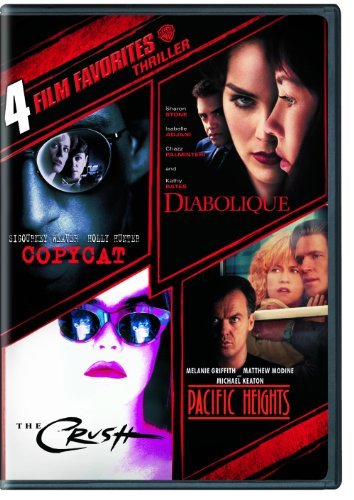 Thrillers 4 Film Favorites Thrillers