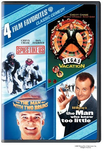 Classic Comedy 4 Film Favorites R 4 On 2