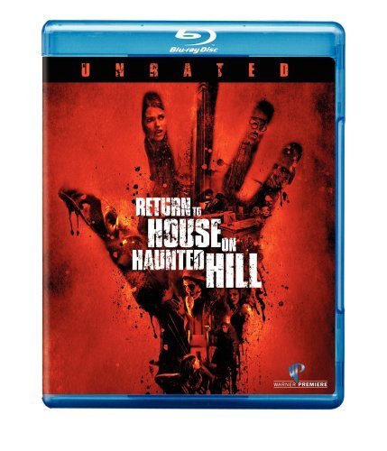Return To House On Haunted Hil Righetti Palladino Vincent Blu Ray Ws Nr Unrated