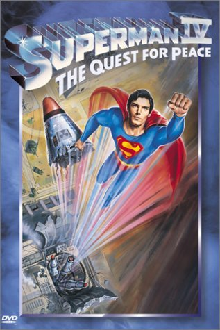 Superman 4 The Quest For Peace Reeve Hackman Cryer Mcclure Ki Clr Pg
