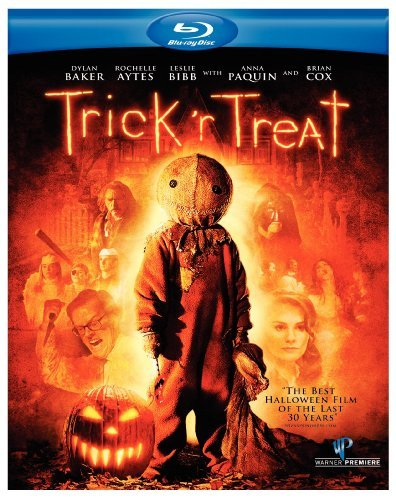 Trick 'r Treat (2009) Lord Cox Baker Bibb Blu Ray Ws R
