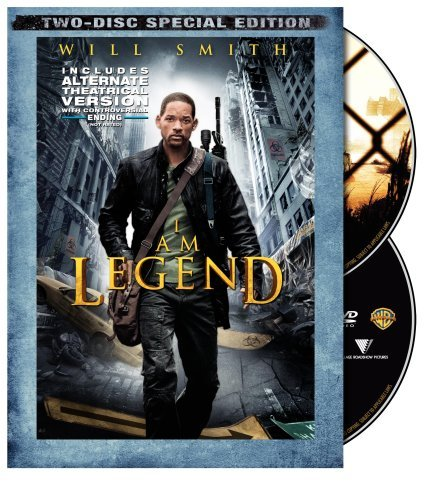 I Am Legend Smith Richardson Braga Pollack Ws Special Ed. Pg13 2 DVD