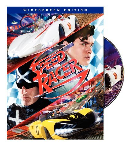 Speed Racer (2008) Ricci Hirsch Fox Goodman Saran Ws Pg