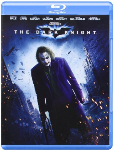 Dark Knight Legder Bale Oldman Freeman Blu Ray Pg13