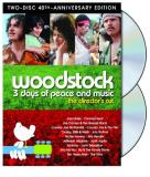 Woodstock Three Days Of Peace & Music Woodstock Three Days Of Peace & Music DVD Directors Cut 40th Anniversary