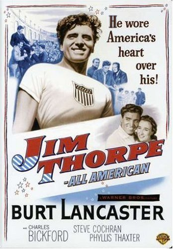 Jim Thorpe All American Lancaster Burt Nr