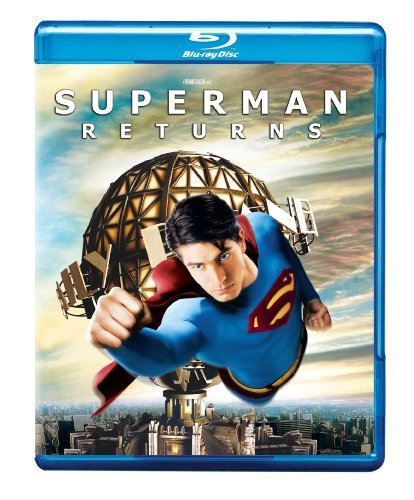 Superman Returns Routh Bosworth Spacey Marsden Blu Ray Ws Pg13