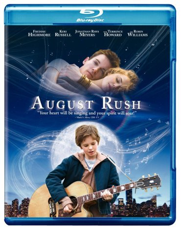 August Rush Williams Howard Russell Blu Ray Ws Pg